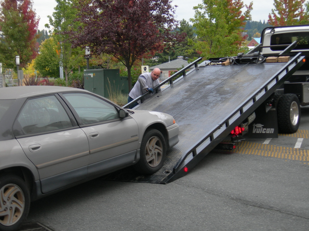 flatbed towing service Tacoma