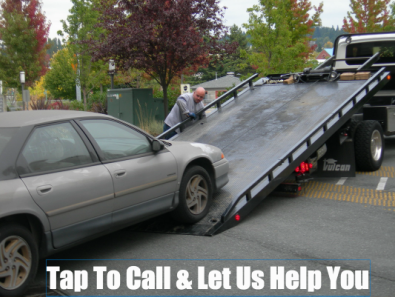Light Towing Tacoma - Roadside Assistance