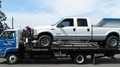 Pick up truck towing service tacoma